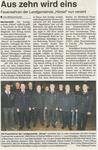 Jahreshauptversammlung der Feuerwehr am 16.11.2012