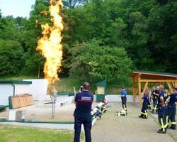 Feuerwehr und Gasversorger stärken die Zusammenarbeit