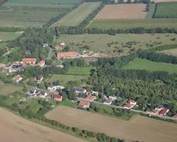 Luftbild Neufrankenroda